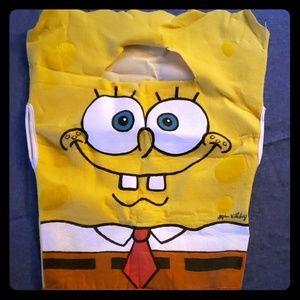 Nickelodeon SpongeBob one piece kids costume